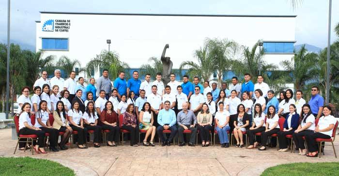 Colaboradores de la CCI.